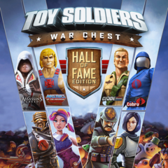 Toy Soldiers : War Chest Hall of Fame Edition