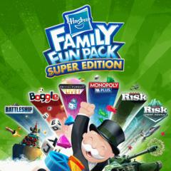 Hasbro Family Fun Pack - Super Edition