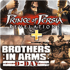 BIA D-Day + Prince of Persia Rev.
