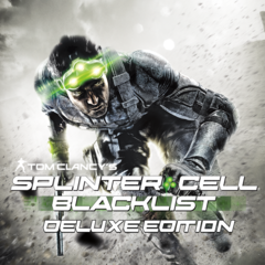 Splinter Cell Blacklist - PS3 Deluxe edition