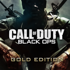 Call of Duty : Black Ops Gold Edition