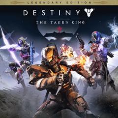 Destiny : Le Roi des Corrompus édition légendaire
