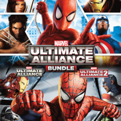 Marvel : Ultimate Alliance Bundle