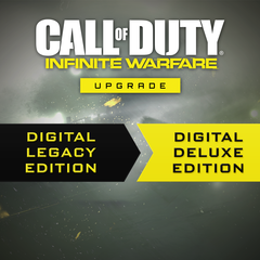 Call of Duty : Infinite Warfare - Legacy vers Deluxe