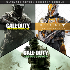Call of Duty : IW Legacy + Destiny - The Collection Bundle