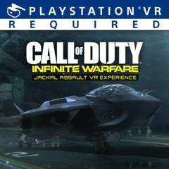 Call Of Duty : Infinite Warfare Jackal Assault VR Experience
