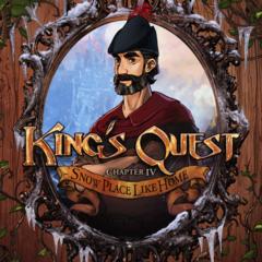 King's Quest - Chapitre 4 : Une famille en froid