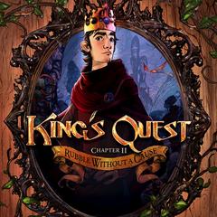 King's Quest - Chapitre 2  : La très grande évasion