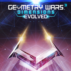 Geometry Wars 3 : Dimensions Evolved