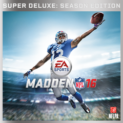 Madden NFL 16 Super Deluxe Edition Saison