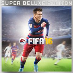 EA SPORTS FIFA 16 Edition Super Deluxe