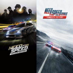 Pack Deluxe Need for Speed