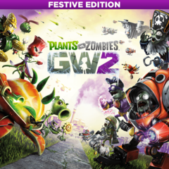 Plants vs. Zombies GW 2 - Edition festive