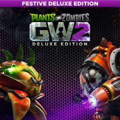 Plants vs. Zombies GW2 - Edition festive Deluxe