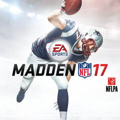 Madden NFL 17 Standard Edition