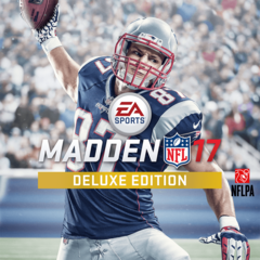 Madden NFL 17 Edition Deluxe