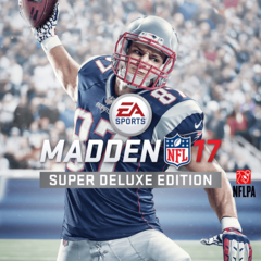 Madden NFL 17 Edition Super Deluxe