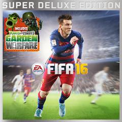 Издание Super Deluxe FIFA 16