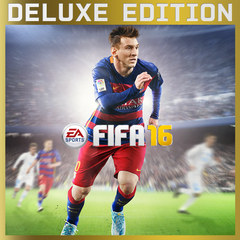 FIFA 16 Edition Deluxe