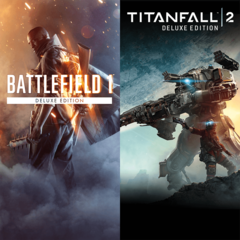 Kit Deluxe Battlefield 1 - Titanfall 2