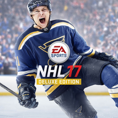 Précommande EA SPORTS NHL 17 Edition Deluxe