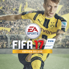 EA SPORTS FIFA 17 édition Deluxe