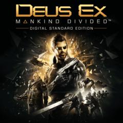 Deus Ex : Mankind Divided - Edition numérique standard