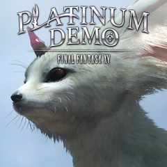 PLATINUM DEMO - FINAL FANTASY XV