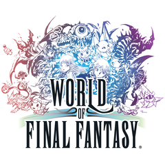 World of Final Fantasy - Day One Edition