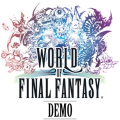 WORLD OF FINAL FANTASY Démo jouable  : exploration