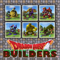 DRAGON QUEST BUILDERS Launch Edition