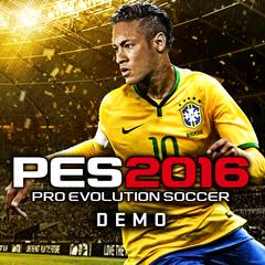 PES 2016 - Pro Evolution Soccer - Demo