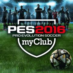 PES 2016 myClub