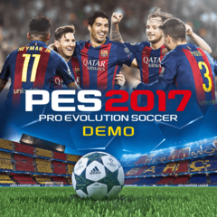 Pro Evolution Soccer 2017 Demo