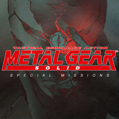 METAL GEAR SOLID SPECIAL MISSIONS