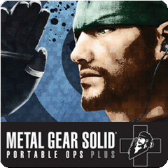 METAL GEAR SOLID PORTABLE OPS +