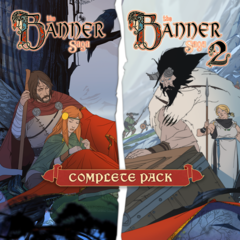 The Banner Saga, l'ensemble complet