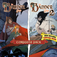 Banner Saga, l'ensemble complet + Mode de survie