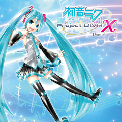 Hatsune Miku : Project Diva X Demo