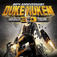 Duke Nukem 3D : 20th Anniversary World Tour