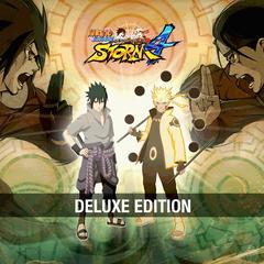 NARUTO SHIPPUDEN : Ultimate Ninja STORM 4 - Deluxe Edition