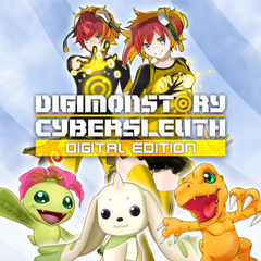 Digimon Story Cyber Sleuth - Digital Edition