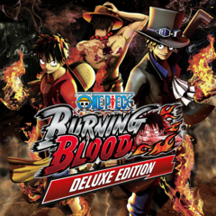 One Piece Burning Blood - Deluxe Edition