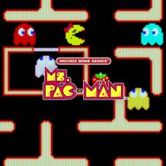 ARCADE GAME SERIES : Ms. PAC-MAN