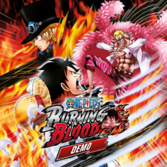 One Piece Burning Blood - DEMO