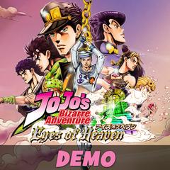 JoJo's Bizarre Adventure : Eyes of Heaven - DEMO