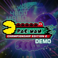 PAC-MAN CHAMPIONSHIP EDITION 2 DEMO