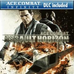 ACE COMBAT™ Assault Horizon + ACE COMBAT™ Infinity DLC