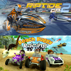 Vector Unit Racing Bundle