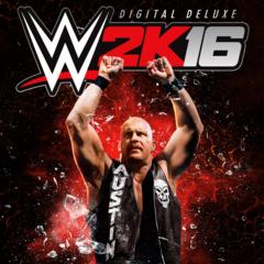WWE 2K16  : édition numérique Deluxe